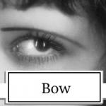 Clara Bow Topper