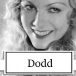 Claire Dodd Topper