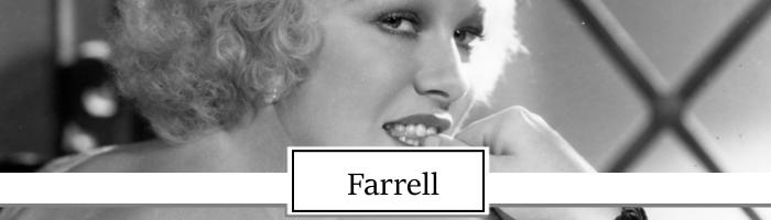 Glenda Farrell Topper