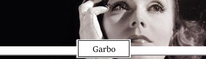 Greta Garbo Topper