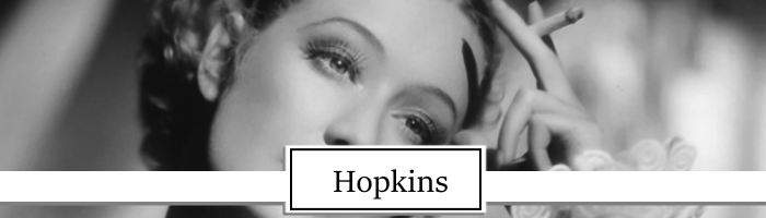 Miriam Hopkins Topper