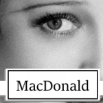 Jeanette MacDonald topper