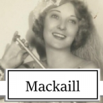 Dorothy Mackaill topper