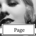 Anita Page Topper