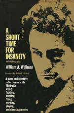 A Short Time for Insanity: An Autobiography by William A. Wellman