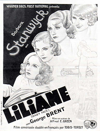 Baby Face poster essential pre-code list
