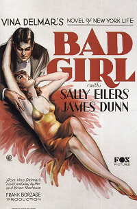 BadGirl poster essential pre-code list