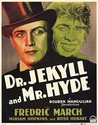 DrJekyllandMrhyde poster essential pre-code list