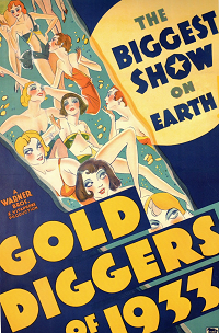 GoldDiggersof1933 poster essential pre-code list