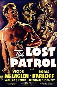 LostPatrol  poster essential pre-code list