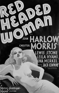 RedHeadedWoman poster essential pre-code list