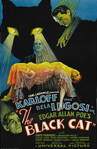 TheBlackCat poster essential pre-code list