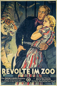 ZooInBudapest  poster essential pre-code list