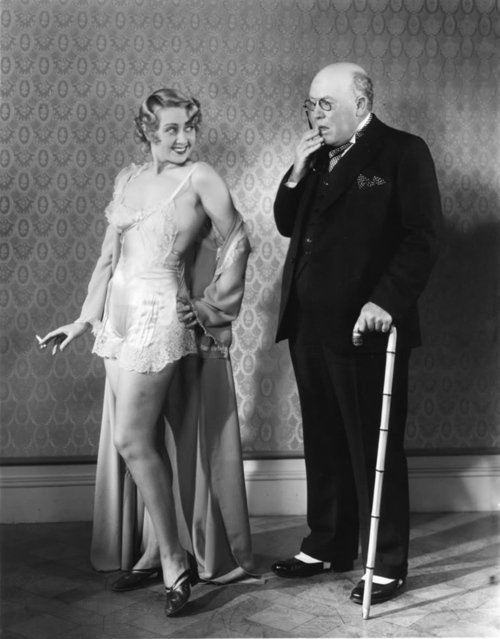 Joan Blondell gold diggers