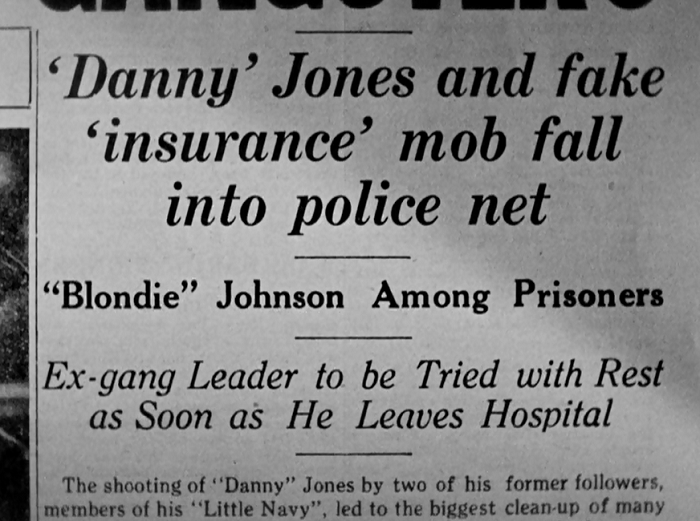 'Danny'? What?
