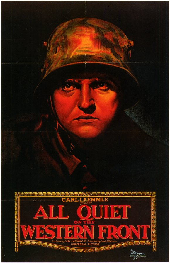 all quiet on the western front      review – pre code comall quiet on the western front