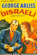 Disraeli Poster Academy Award Winner