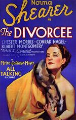 Divorcee Poster Academy Award Winner
