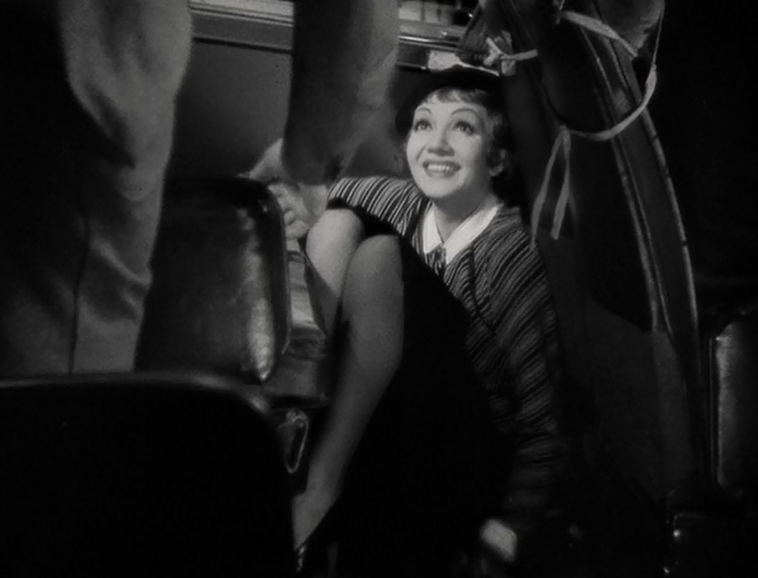 Did someone say Claudette Colbert? Why, I have pictures of her!
