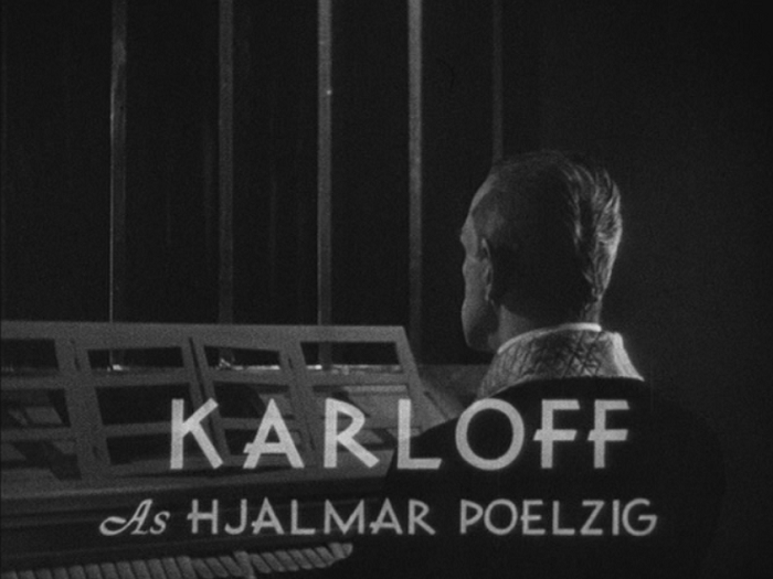 Black Cat KARLOFF POELZIG