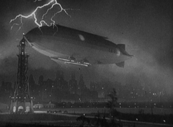 MadamSatan zeppelin lightning