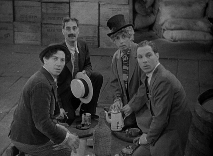 Monkey Business Marx Brothers