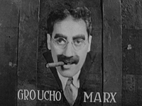 Monkey Business Groucho