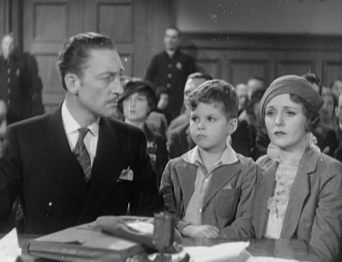 "The most impressive scene is when Astor's character operates her son like a ventriloquist's dummy. ""Say hello to the nice people!"""