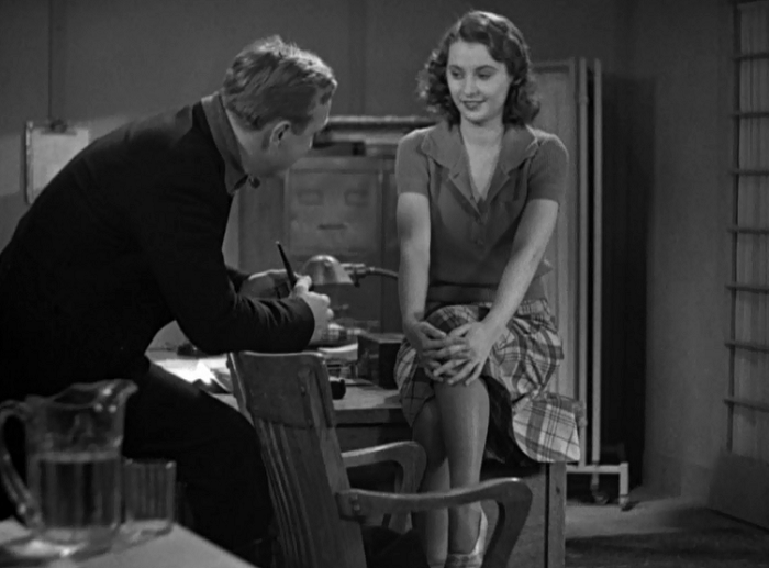 I was going to post a more relevant screen shot, but, forget it, more pictures of Stanwyck.