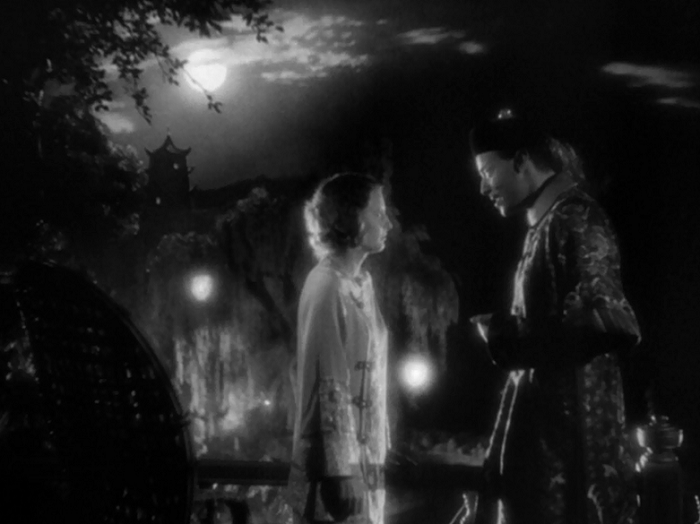 Bitter Tea of General Yen Asther Stanwyck moonlight