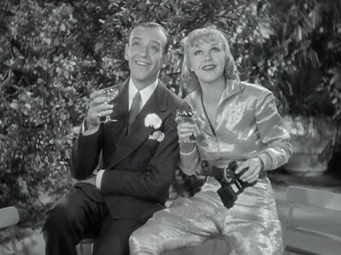 Flying Down To Rio 1933 Review With Ginger Rogers And Fred Astaire Pre Code Com
