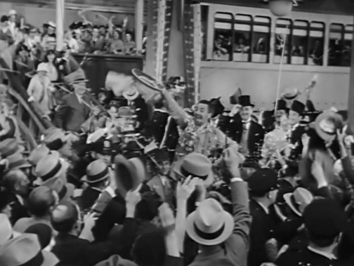Meet the Baron (1933)