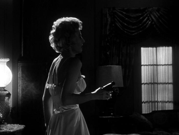 Barbara Stanwyck IS Foxy Brown!