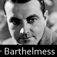Barthelmess