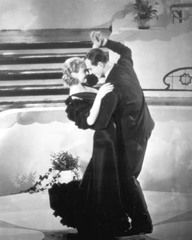 Ginger Rogers and Fred Astaire in Flying Down to Rio (1933).