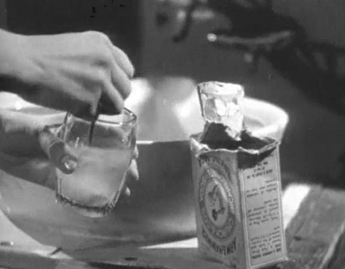 Pre-Code product watch: like Lifesavers, you can see that Arm and Hammer has been around for quite a while.