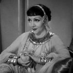 Cleopatra Claudette Colbert