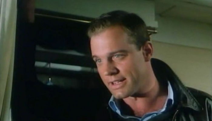 "Young William Holden is played by no other than Stephen Collins, most famous for television's ""Seventh Heaven"" and Star Trek: The Motion Picture. So not quite William Holden."