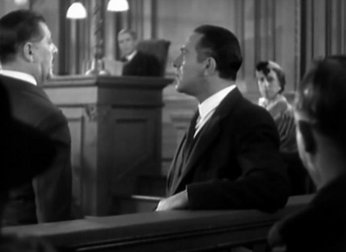 """Objection! Ricardo Cortez is too handsome to share a frame with!"""