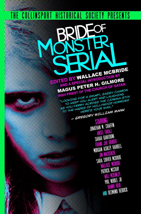 Bride of Monster Serial Cover