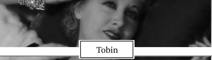 Genevieve Tobin actress topper