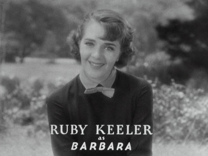 ruby keeler imdb