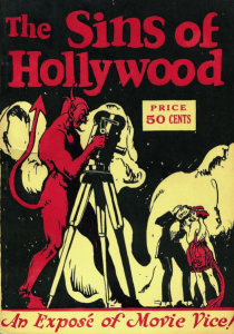 The Sins of Hollywood 1922