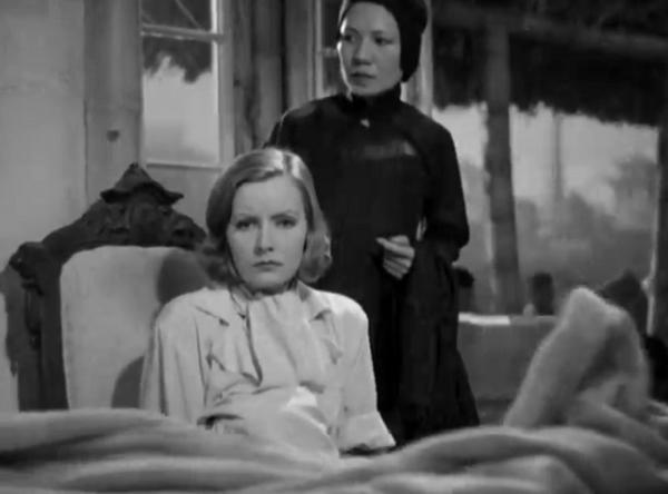 The Painted Veil (1934) greta garbo