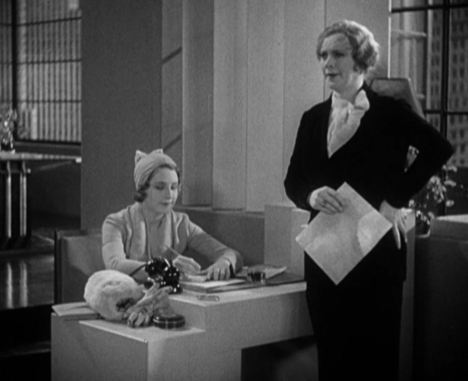 Strangers May Kiss (1931)