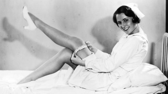 Night Nurse pre-Code Hollywood Barbara Stanwyck Joan Blondell Clark Gable