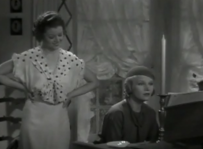 When Ladies Meet 1933 pre-code Loy Harding Montgomery