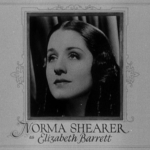 Barretts of Wimpole Street 1934 pre-code Norma Shearer