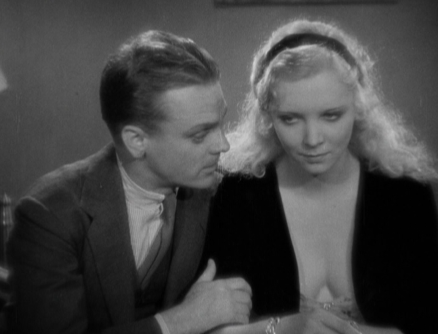 Winner Take All Cagney Virginia Bruce Marian Nixon pre-Code