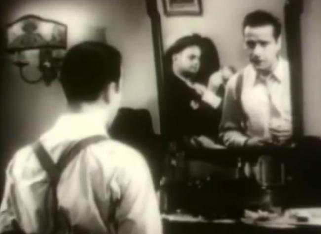 Midnight 1934 pre-code Humphrey Bogart